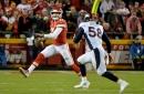 Broncos vs. Chiefs second quarter score updates