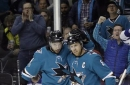 Sharks spoil Marleau's return with 3-2 win over Maple Leafs (Oct 30, 2017)