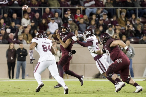 After faltering against Mississippi State, Aggies looking for better execution on offense