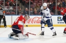 Lightning strike early and often in 8-5 win over Panthers
