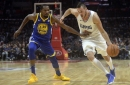 Highlights: Clippers Fall to Warriors, 141-113