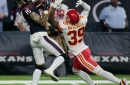 """Chiefs CB Terrance Mitchell handled his demotion """"like a pro"""""""