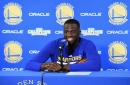 Draymond Green responds to his $25,000 fine
