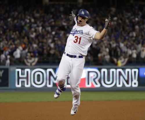 Dodgers force a Game 7 with 3-1 victory over Astros in Game 6