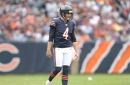 Which kickers should the Bears look at in the bye week?