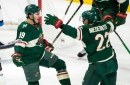 Nino Niederreiter's return ends the Minnesota Wild's excuses