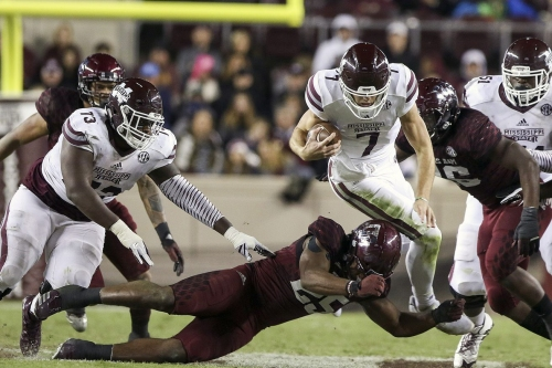 The Good, Bad, and Ugly from Mississippi State's 35-14 win over Texas A&M