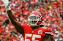 Chiefs' Dee Ford, Albert Wilson don't practice, Tamba Hali not listed on injury report