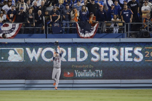 2017 World Series Game Thread: 11/01 Astros @ Dodgers