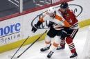 Crawford, Blackhawks blank Flyers 3-0 (Nov 01, 2017)