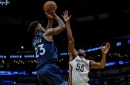 Wolves 104, Pelicans 98: Another Close Win
