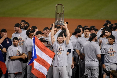Atlanta Braves News and Links: Astros are World Series Champs