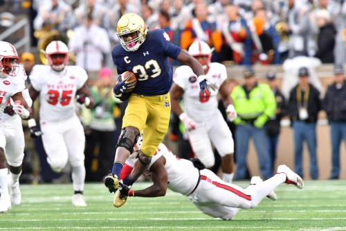 Notre Dame Players to Watch
