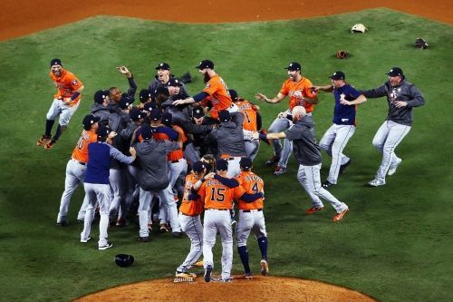 Astros Win World Series, Dangle Carrot in Front of Mariners