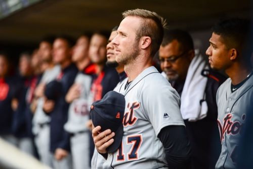 Tigers release four, Romine claimed by Seattle