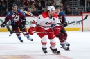 Carolina Hurricanes at Colorado Avalanche: Lineups and Game Discussion