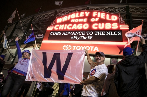 Oddsmakers make Cubs third favorite to win 2018 World Series