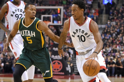 Raptors look to break even against the Jazz: Preview, start time, and more
