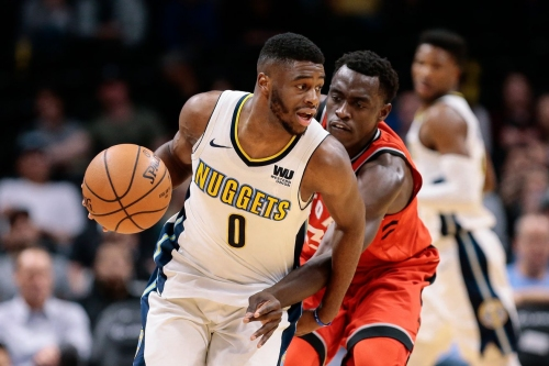 Stat of the Week: the recent success of Jamal Murray and Emmanuel Mudiay