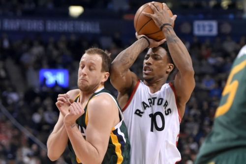 Raptors vs. Jazz: Next stop... End of the line