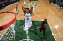 VIDEO: Giannis Antetokounmpo shows why he is unguardable in the paint