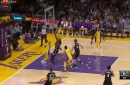 Lakers Highlights: Brandon Ingram soars for the biggest block of his career