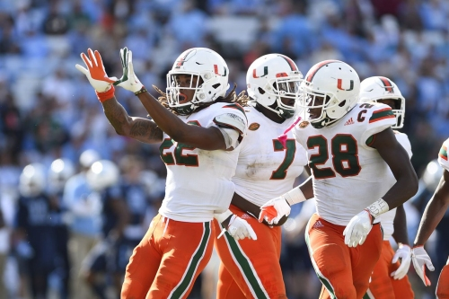 Miami Hurricanes vs Notre Dame Fighting Irish Game time, TV announced