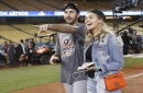 First wedding photo of Justin Verlander, Kate Upton in Italy