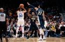Recap: Golden State Warriors throttle the Denver Nuggets 127-108