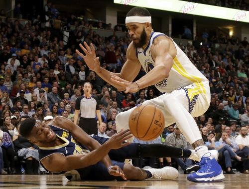 Golden State Warriors overwhelm Denver Nuggets in second half of dominating win