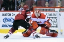 Coyotes weather the storm, beat Hurricanes in Shootout