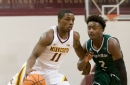 Gophers dominate Green Bay in final exhibition