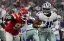 Chiefs @ Cowboys: Dallas gets a quality win, 28-17, over Kansas City