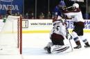 Mathew Barzal has 5 assists, Islanders beat Avalanche 6-4 (Nov 05, 2017)