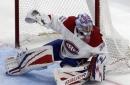 Lindgren leads Canadiens to 2-0 victory over Blackhawks (Nov 05, 2017)
