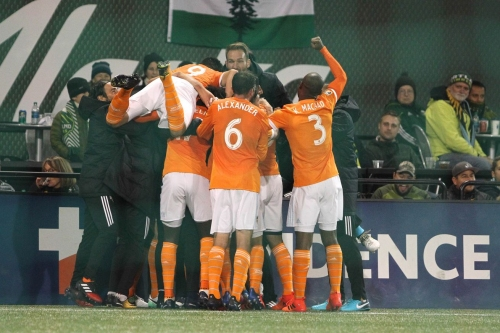 Sounders will face Houston Dynamo in Western Conference finals
