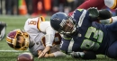 On this day, Kirk Cousins shows he's the comeback king, not Seahawks' Russell Wilson