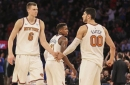 Knicks 108, Pacers 101: 'Ntilikina got 2 BANGS from Mike Breen tonight'