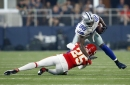 Cowboys injury updates on Dez Bryant, Terrance Williams and Tyron Smith
