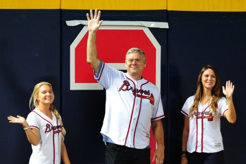 Braves great Dale Murphy has been placed on the 2017 Modern Era Hall of Fame ballot