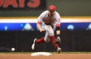 Reds shortstop Zack Cozart will not receive a qualifying offer