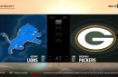 LIVE: Watch the Week 9 matchup between Lions-Packers on Madden NFL 18