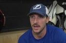 Ryan Callahan discusses Lightning getting ready for tough road trip