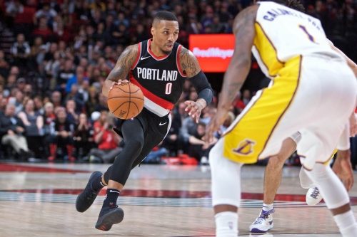 Blazers Rise in One Power Ranking, Fall in Another