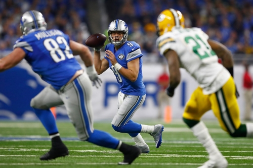 Monday Night Football: Detroit Lions @ Green Bay Packers Live Thread & Game Information