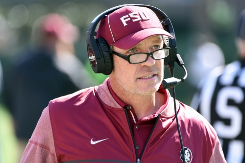 Report: FSU coach Jimbo Fisher drawing interest from Texas A&M