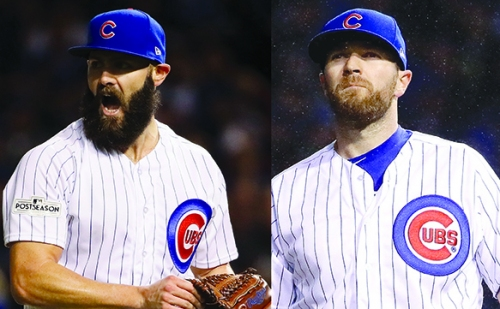 Predicting where Cubs free agents Jake Arrieta, Wade Davis will land