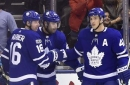 Marner helps Maple Leafs top Golden Knights 4-3 (Nov 06, 2017)