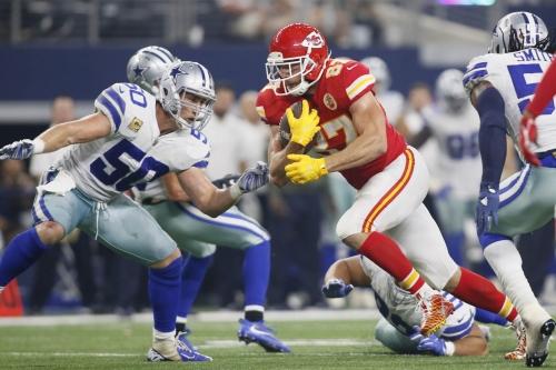 PSUers in the NFL 2017: Week Nine