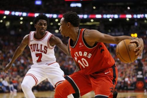 Raptors vs. Bulls Gamethread: Toronto can't lose, can they?